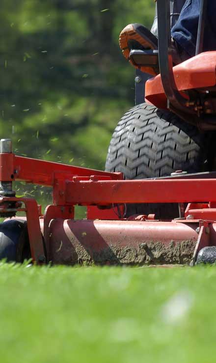 Five Brothers Enterprises Inc. Commercial Lawn Mowing