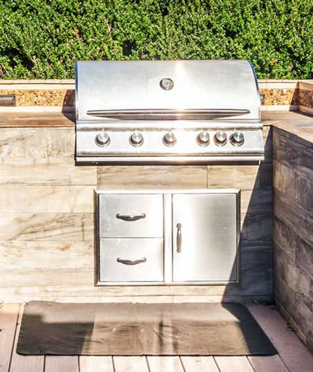 Five Brothers Enterprises Inc. Outdoor Kitchen Services