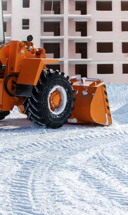 Five Brothers Enterprises Inc. Commercial Snow Removal