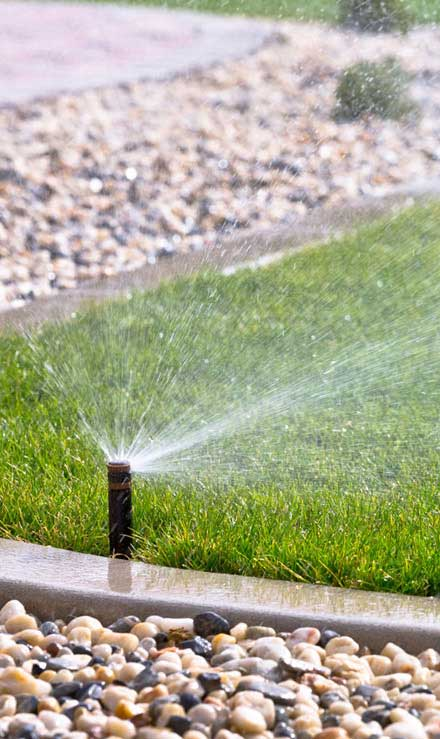 Five Brothers Enterprises Inc. Sprinkler System Repairs
