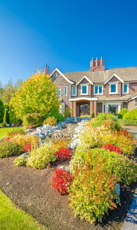 Five Brothers Enterprises Inc. Landscape Design