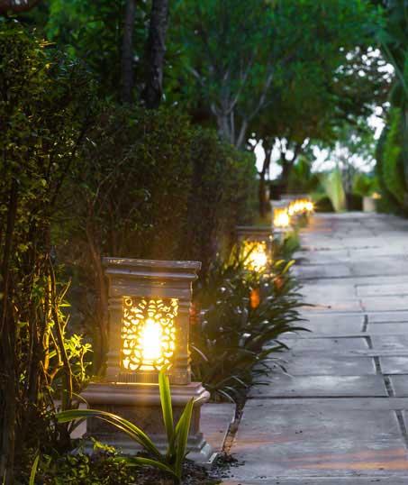 Five Brothers Enterprises Inc. Residential Landscape Lighting