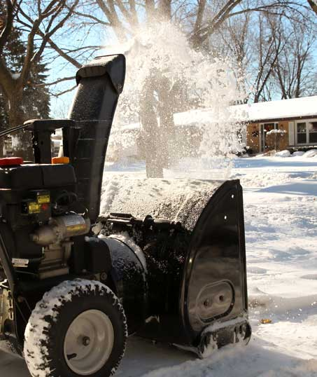 Five Brothers Enterprises Inc. Residential Snow Removal