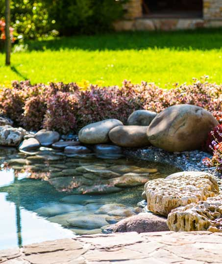 Five Brothers Enterprises Inc. Residential Water Features